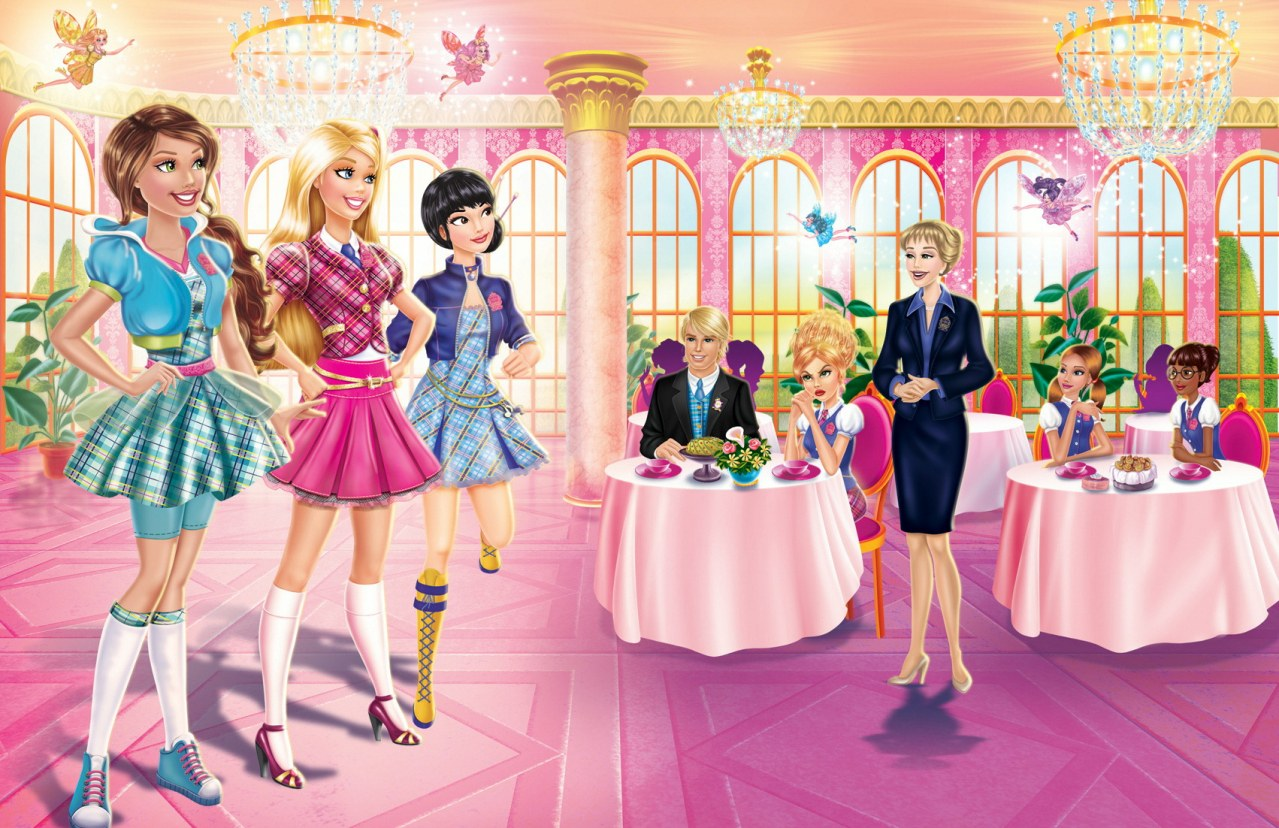 Barbie - Die Prinzessinnen-Akademie - Bild 3