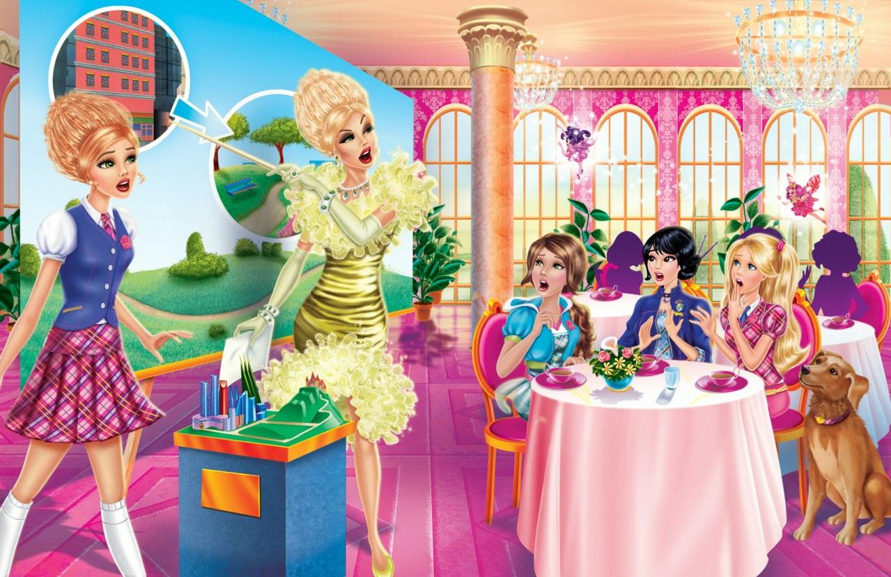 Barbie - Die Prinzessinnen-Akademie - Bild 4