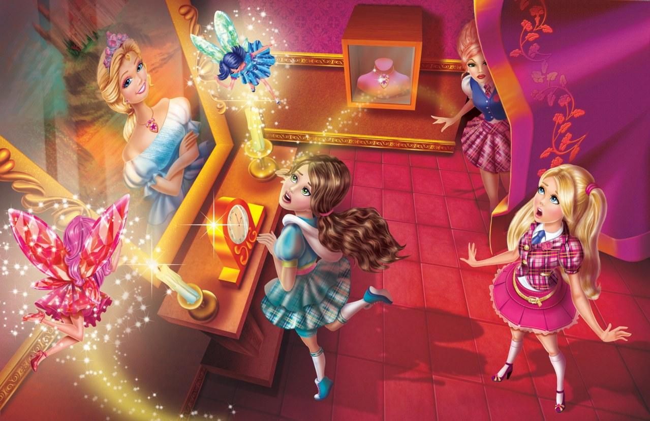 Barbie - Die Prinzessinnen-Akademie - Bild 5