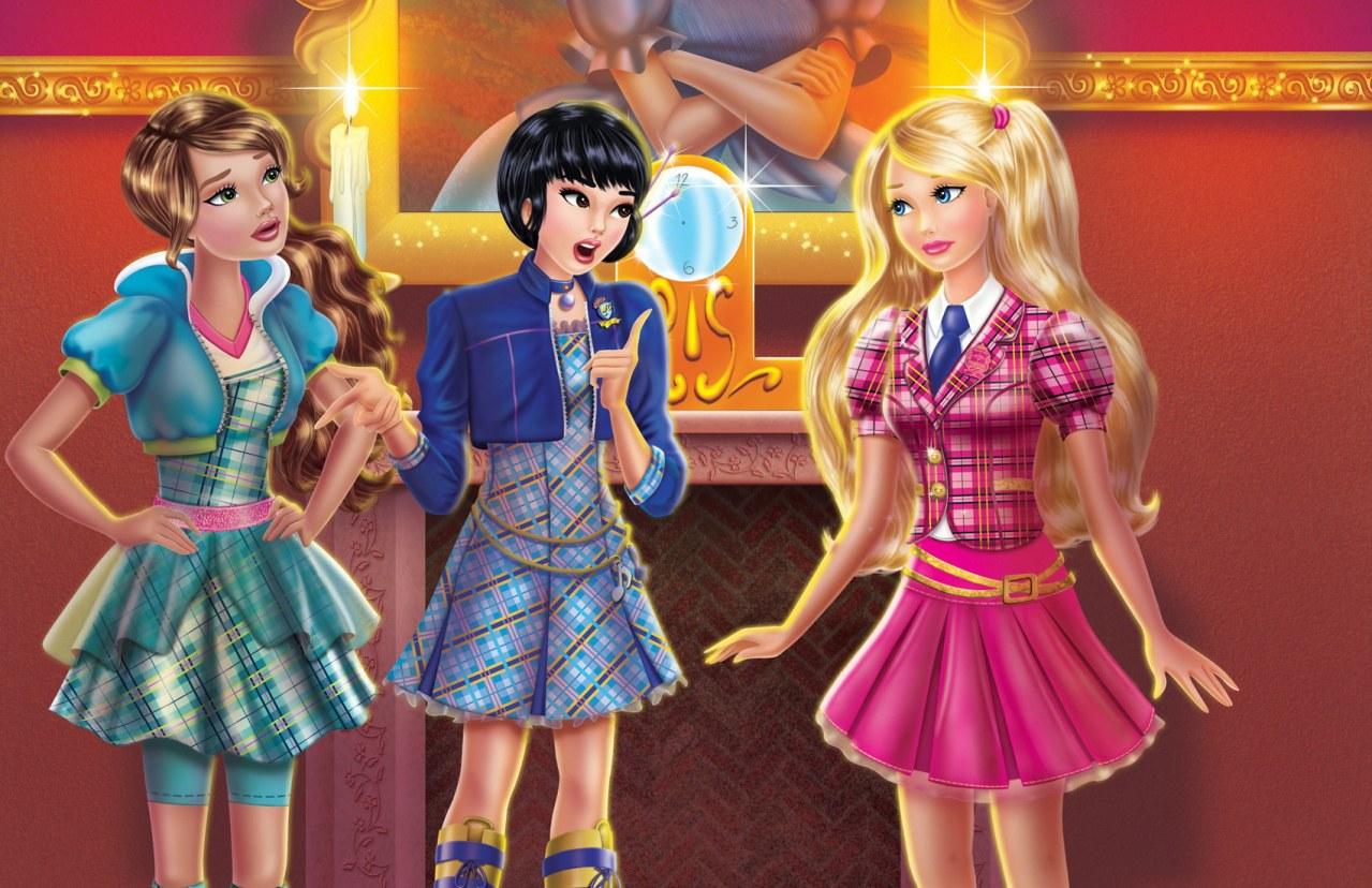 Barbie - Die Prinzessinnen-Akademie - Bild 6