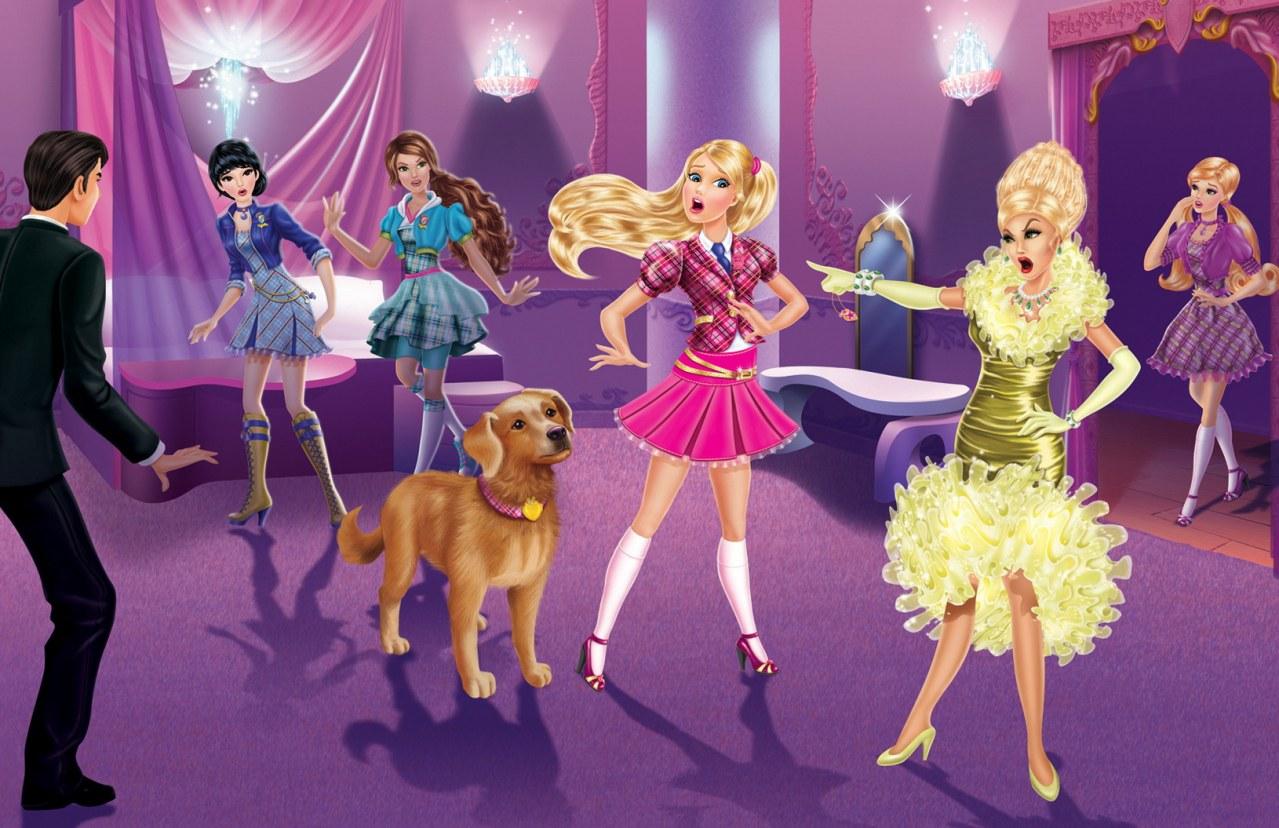 Barbie - Die Prinzessinnen-Akademie - Bild 8