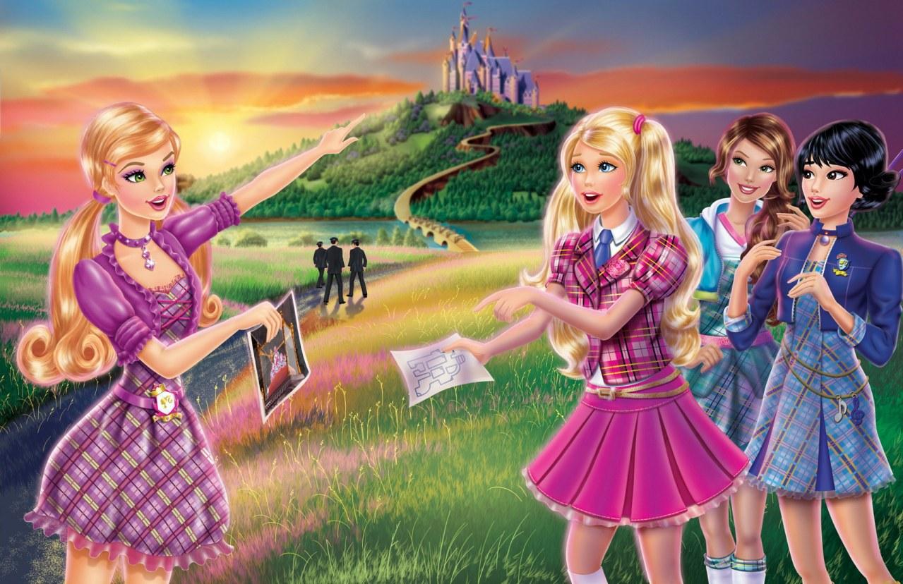 Barbie - Die Prinzessinnen-Akademie - Bild 9