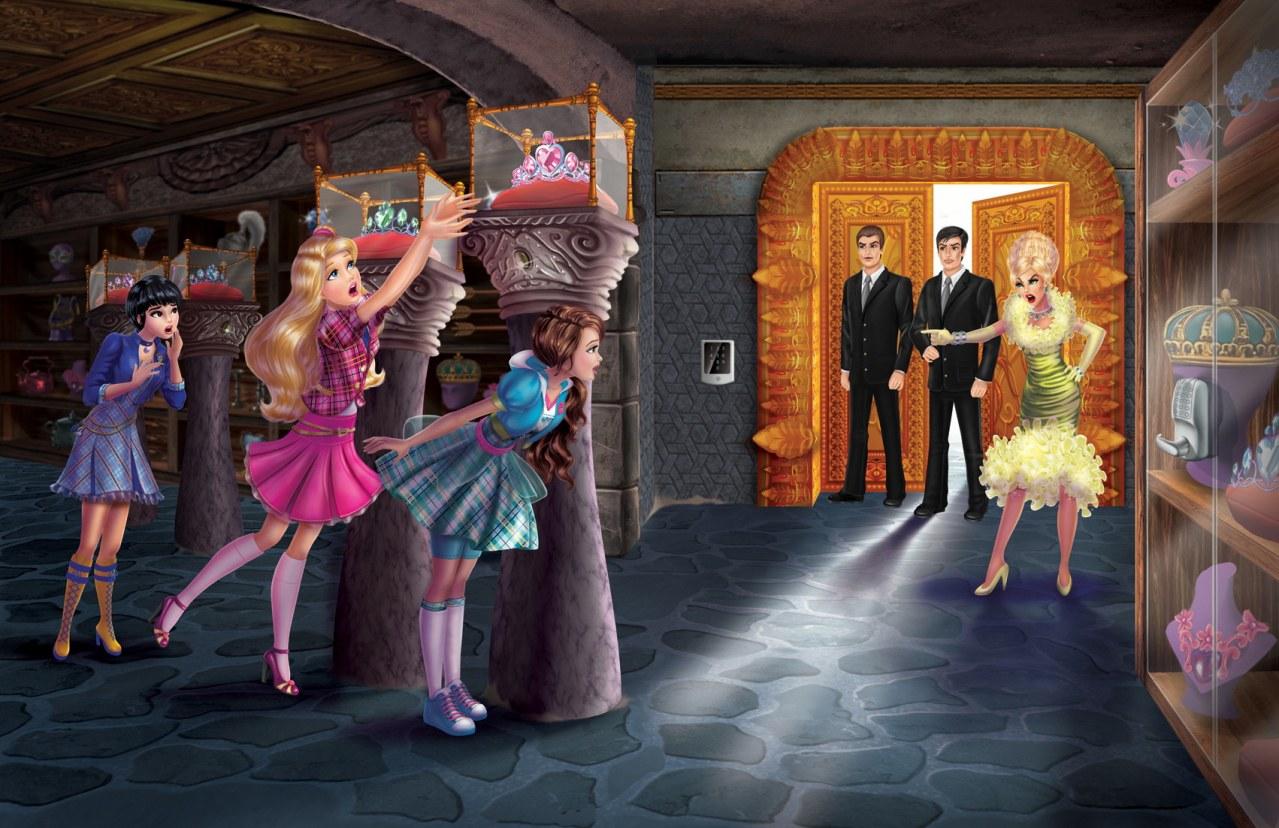 Barbie - Die Prinzessinnen-Akademie - Bild 11