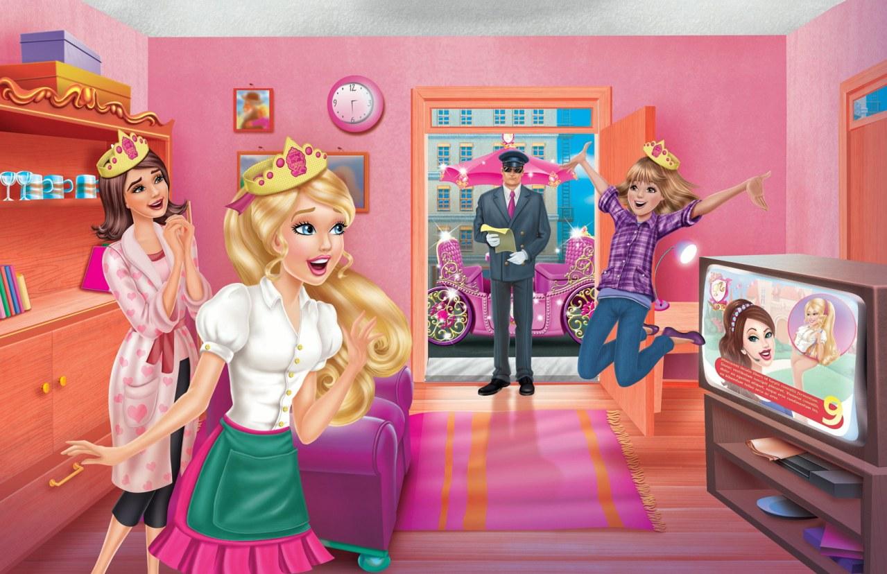 Barbie - Die Prinzessinnen-Akademie - Bild 12