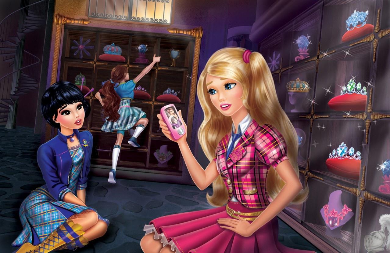 Barbie - Die Prinzessinnen-Akademie - Bild 13