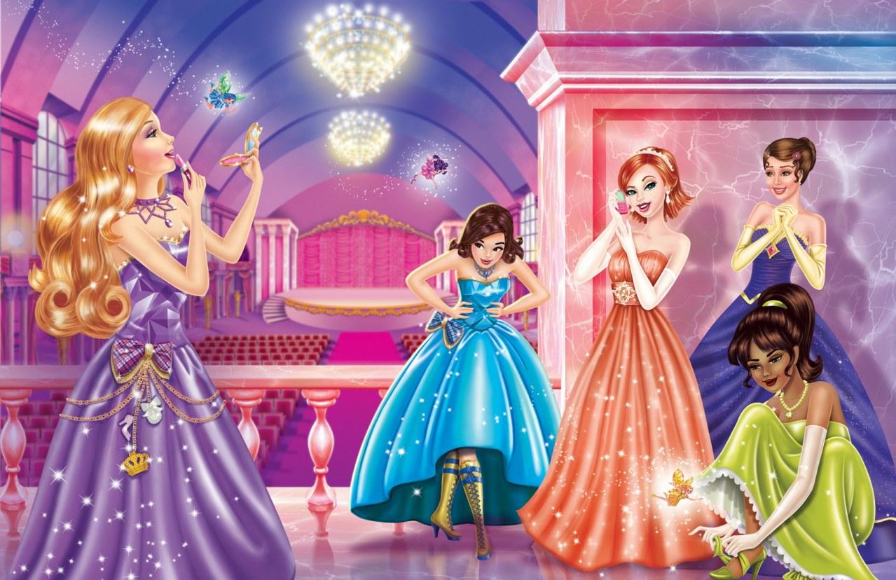 Barbie - Die Prinzessinnen-Akademie - Bild 15