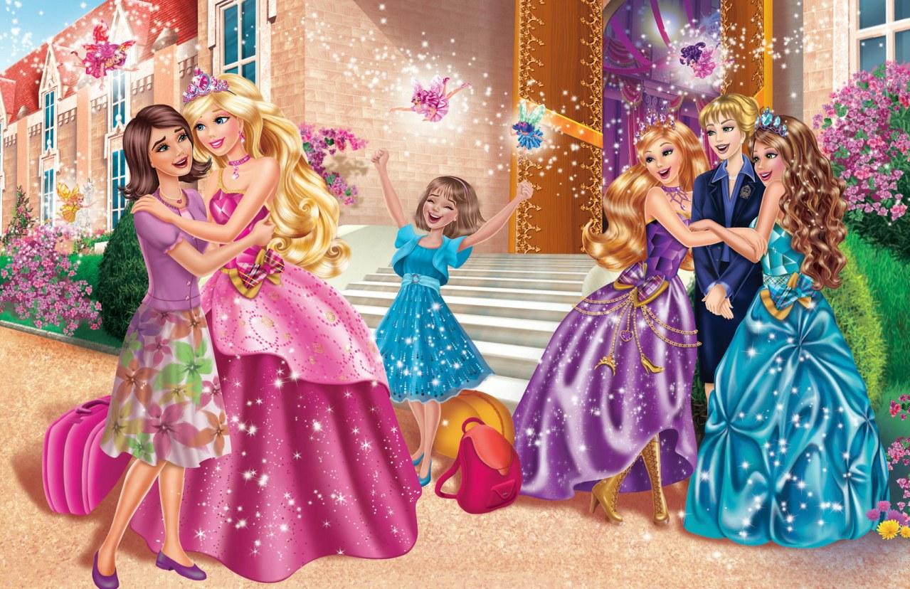 Barbie - Die Prinzessinnen-Akademie - Bild 21
