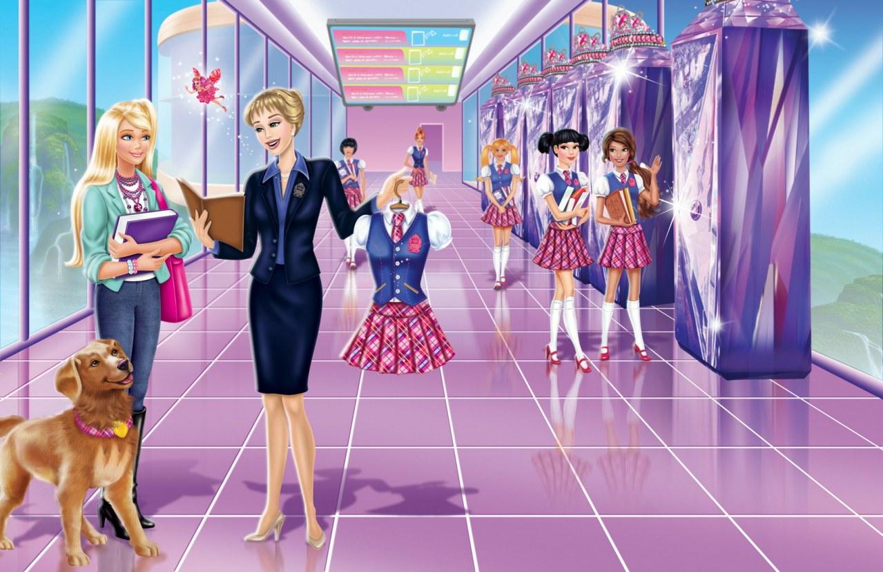 Barbie - Die Prinzessinnen-Akademie - Bild 22