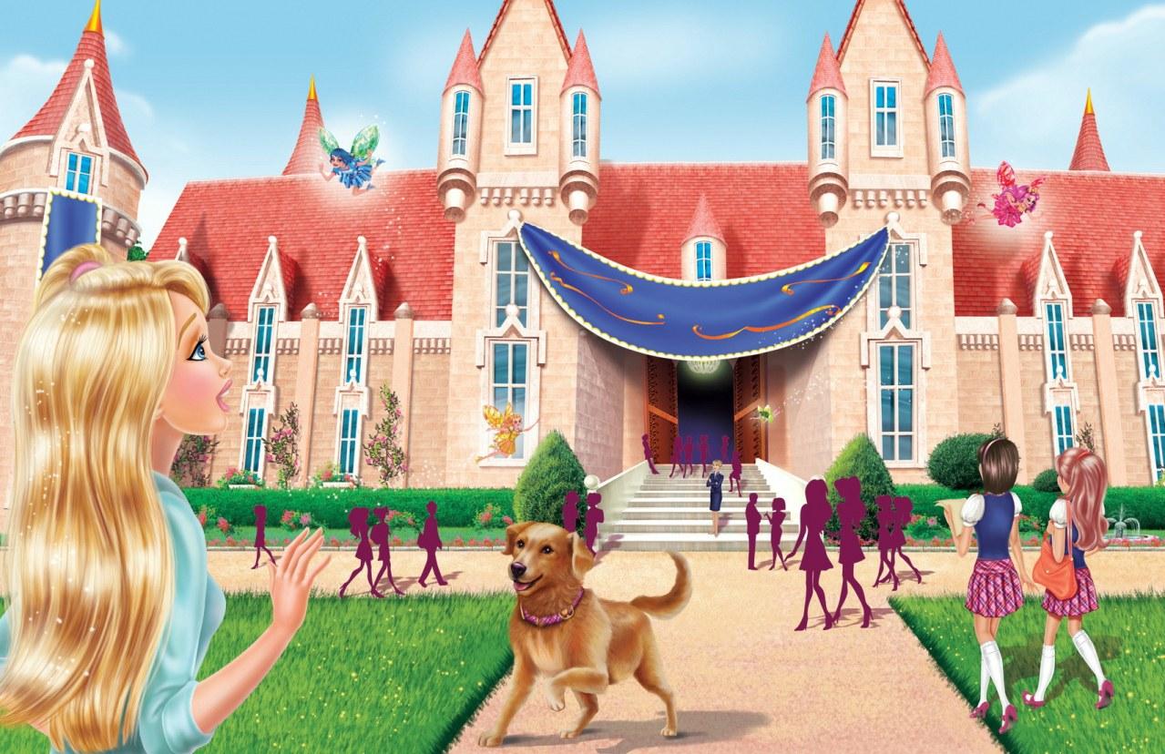 Barbie - Die Prinzessinnen-Akademie - Bild 23