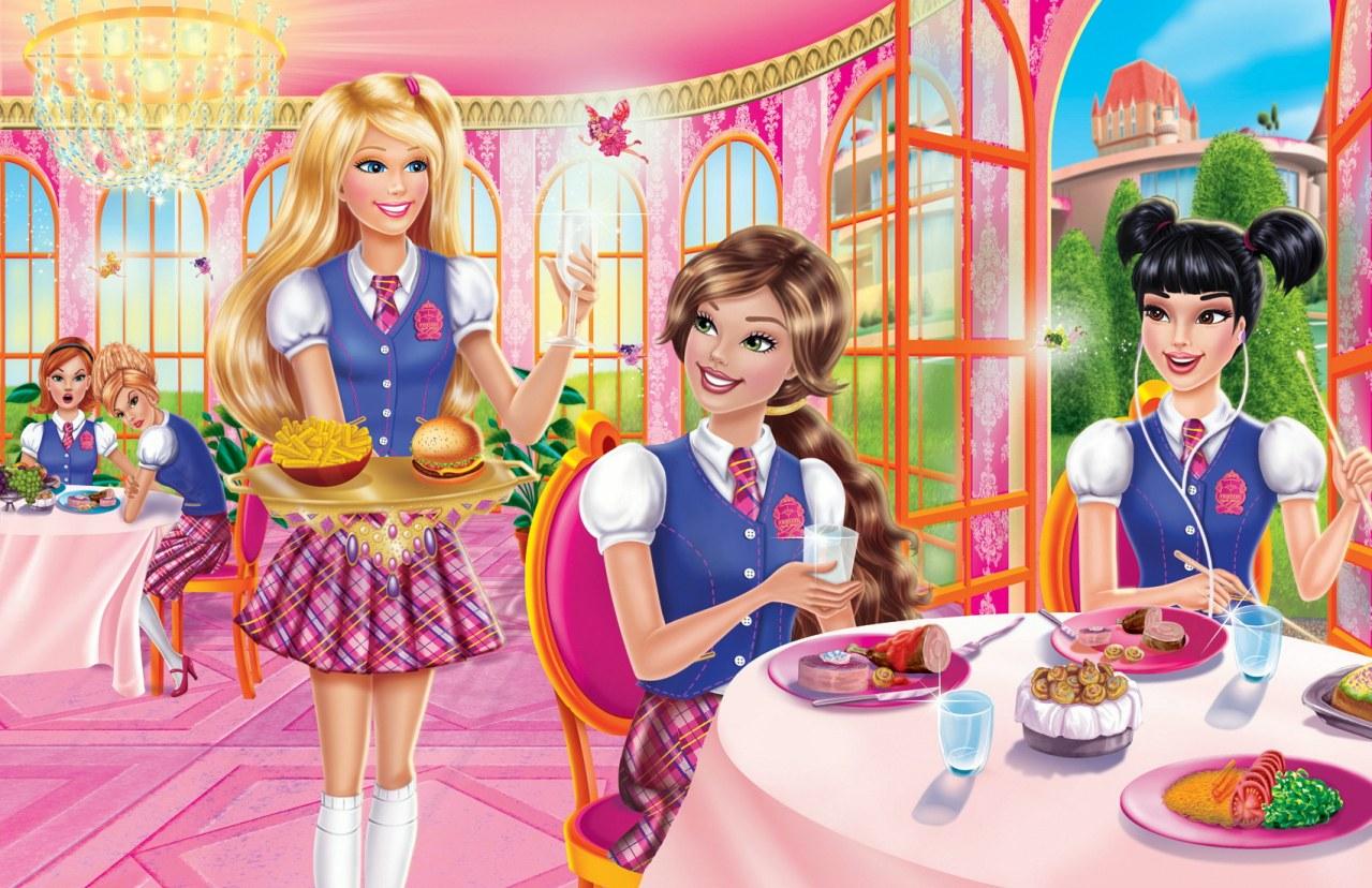 Barbie - Die Prinzessinnen-Akademie - Bild 24