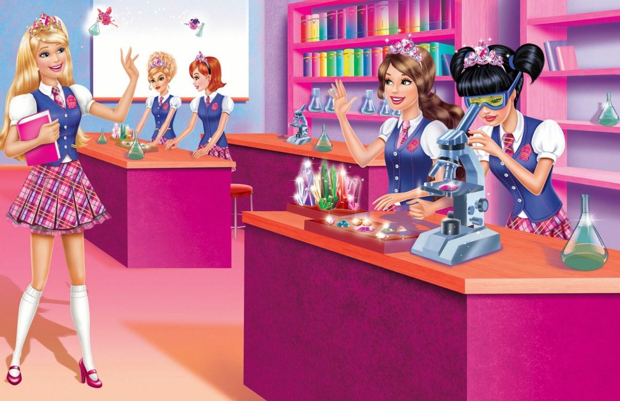 Barbie - Die Prinzessinnen-Akademie - Bild 25