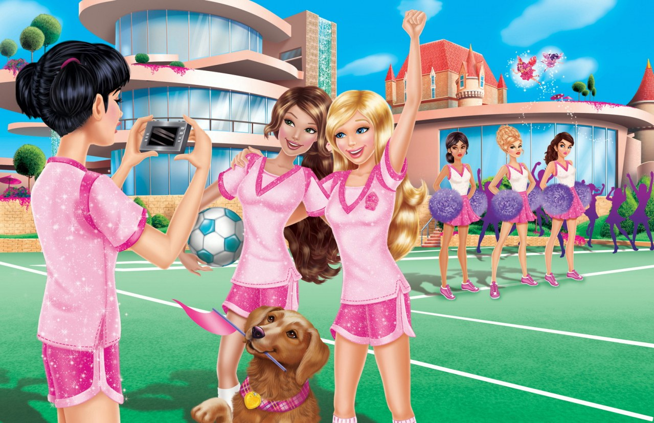 Barbie - Die Prinzessinnen-Akademie - Bild 26