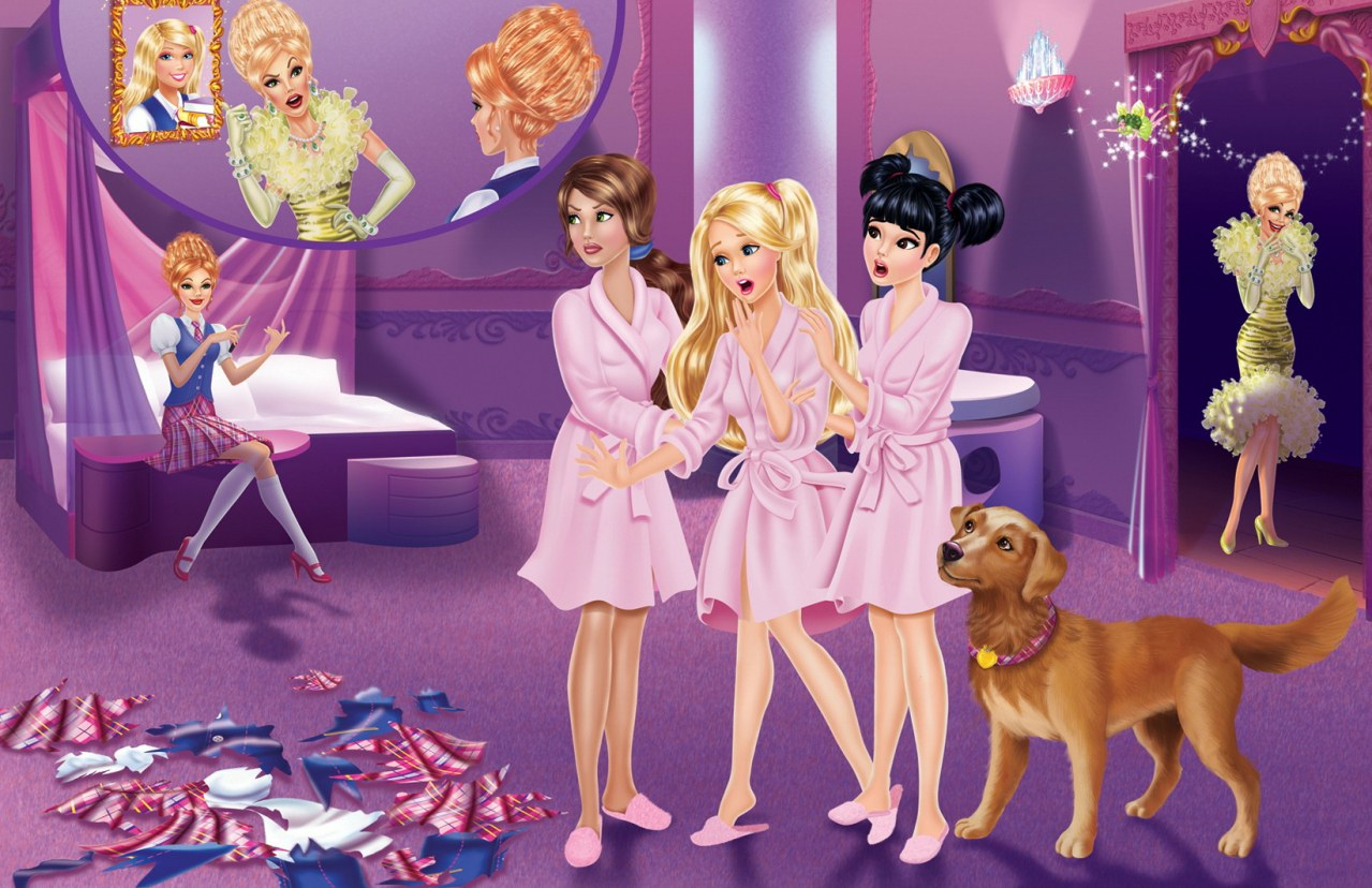 Barbie - Die Prinzessinnen-Akademie - Bild 28