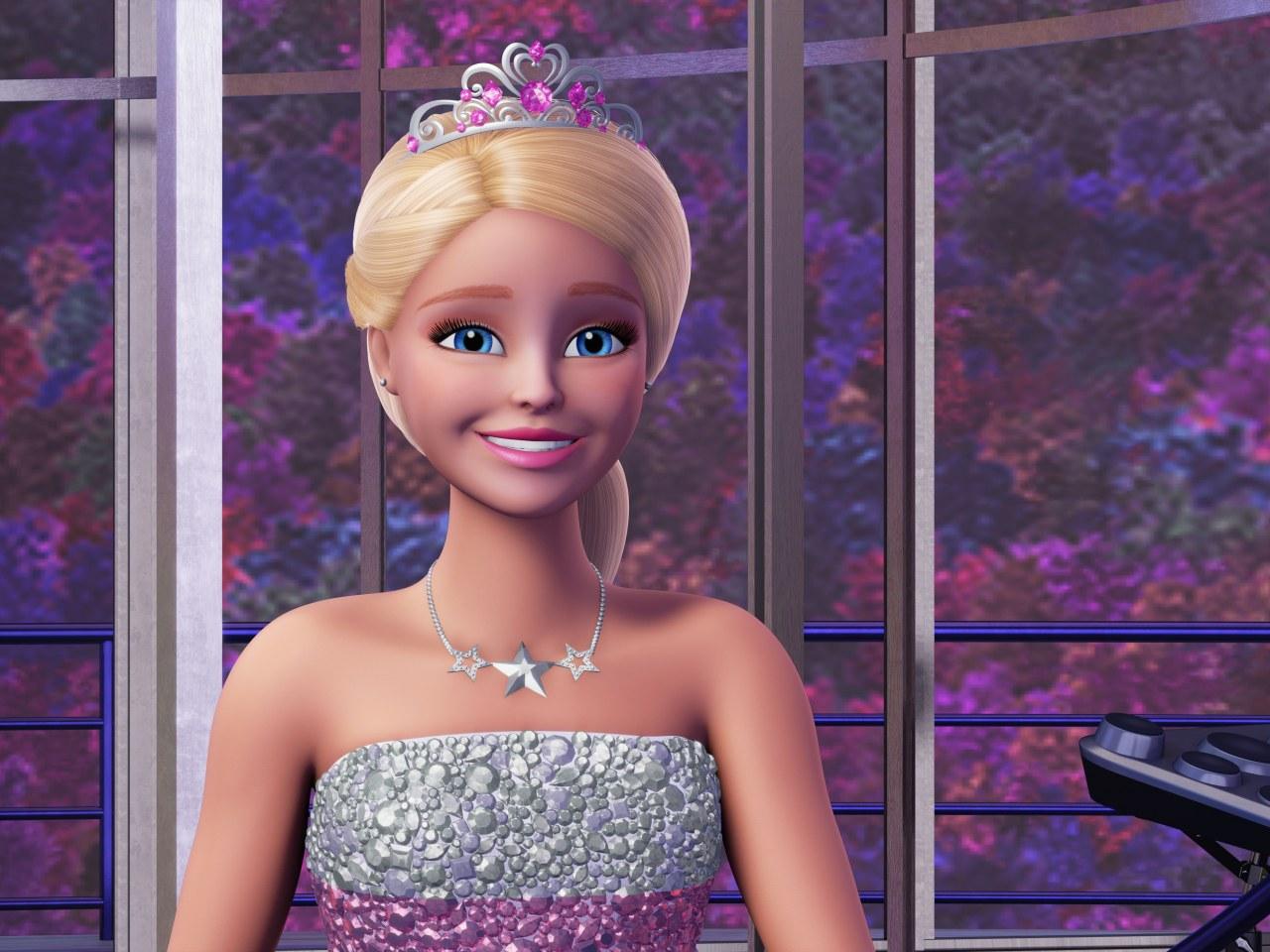 Barbie - Eine Prinzessin im Rockstar Camp - Bild 1
