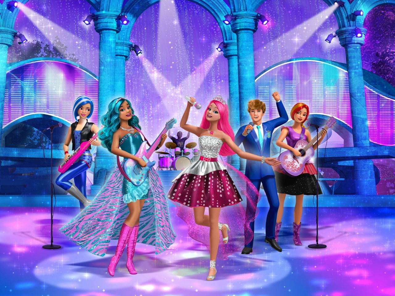 Barbie - Eine Prinzessin im Rockstar Camp - Bild 3