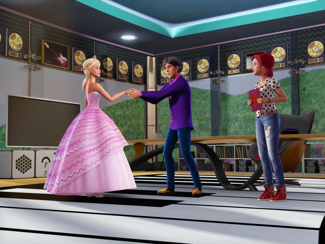 Barbie - Eine Prinzessin im Rockstar Camp - Bild 5