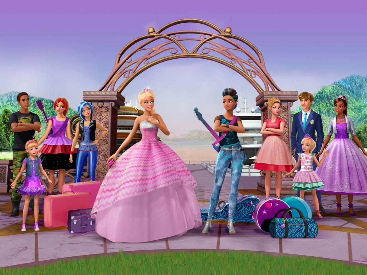 Barbie - Eine Prinzessin im Rockstar Camp - Bild 9