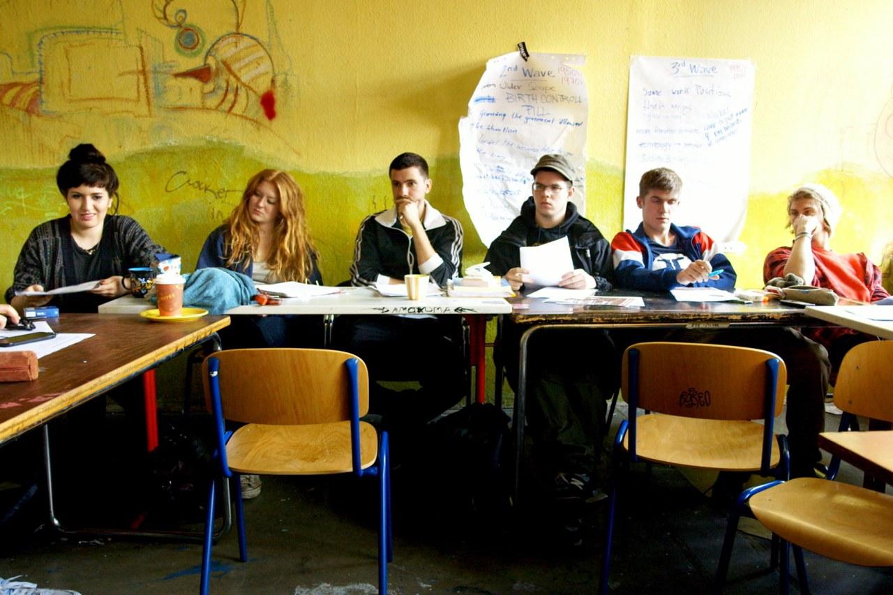 Berlin Rebel High School - Bild 6
