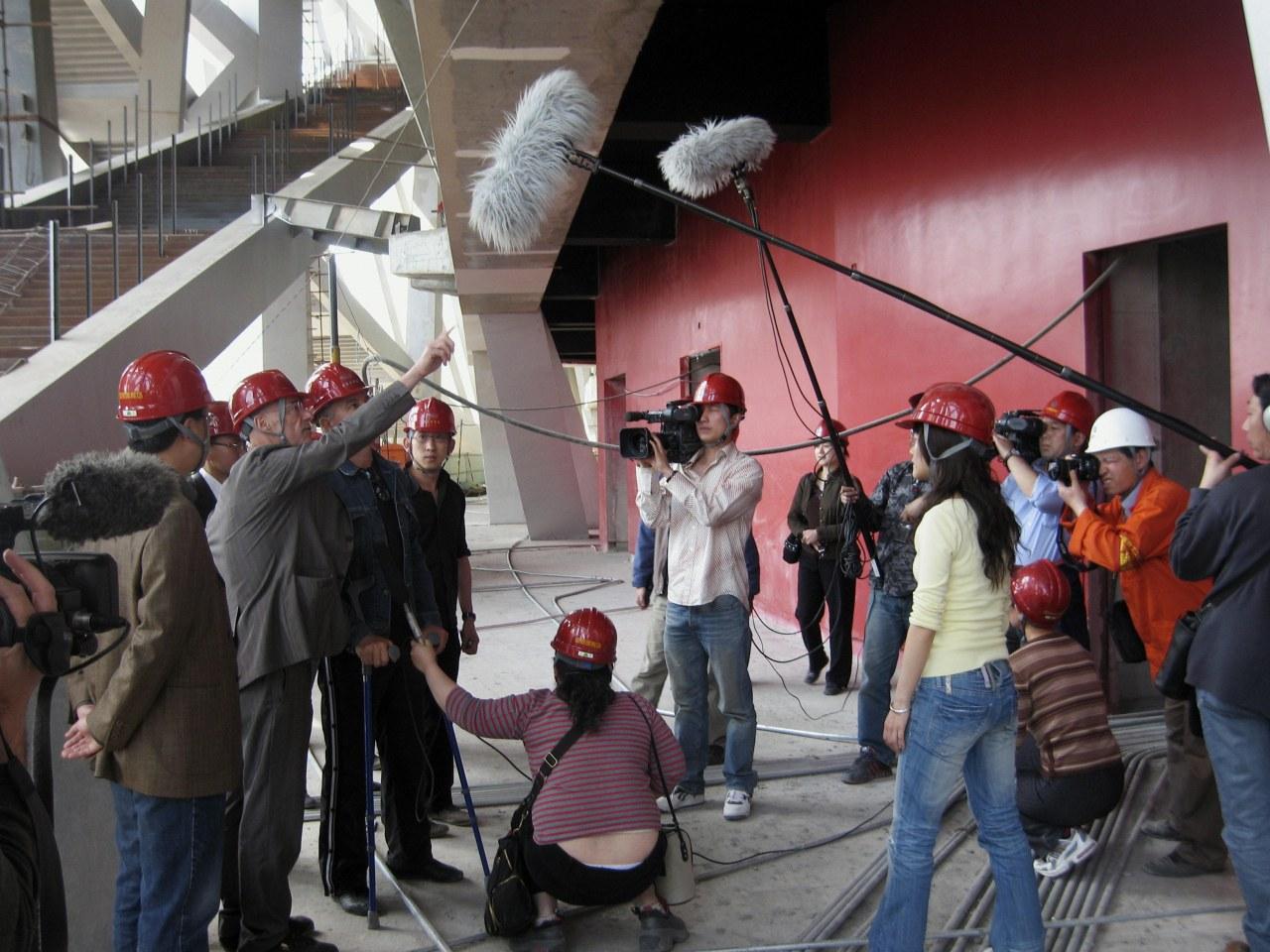 Bird's Nest - Herzog & De Meuron in China - Bild 7