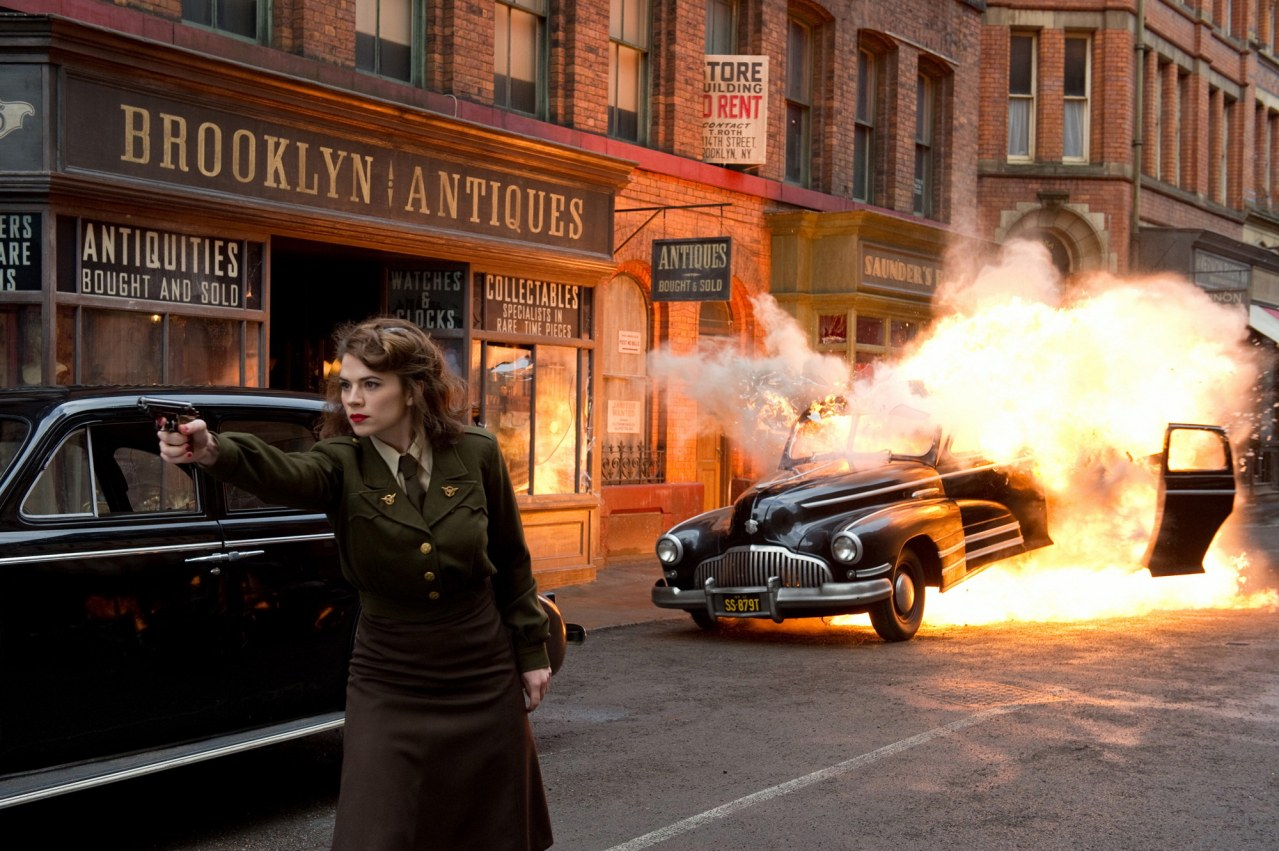 Captain America: The First Avenger - Bild 34