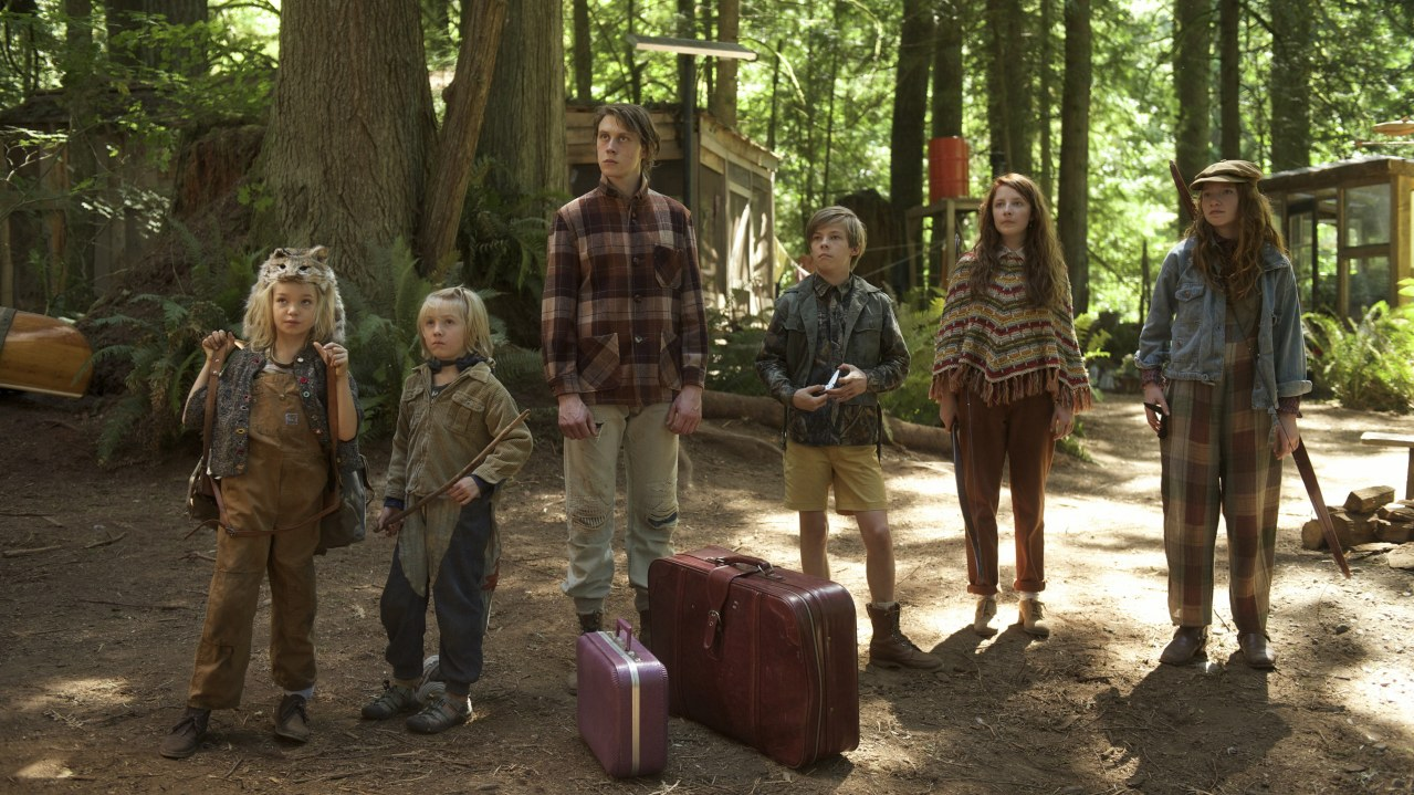 Captain Fantastic - Bild 4