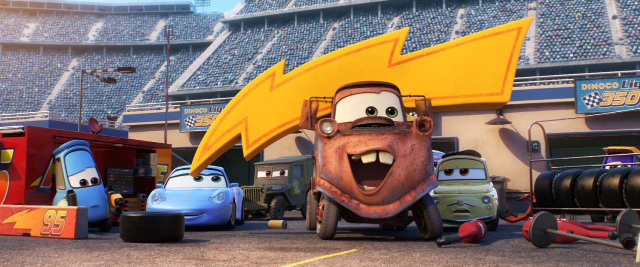 Cars 3: Evolution - Bild 4