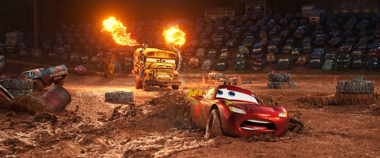 Cars 3: Evolution - Bild 8