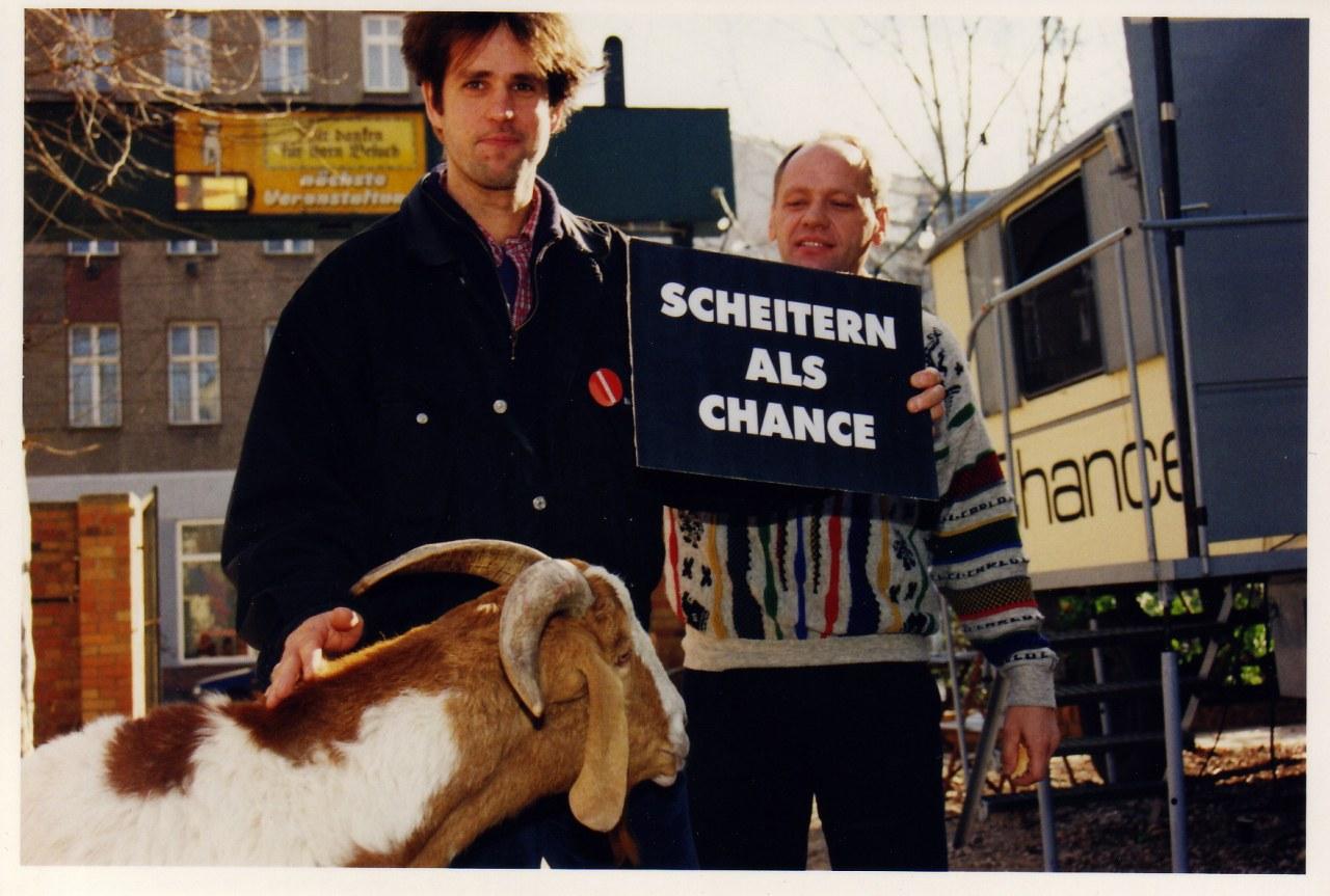 Chance 2000 - Abschied von Deutschland - Bild 1