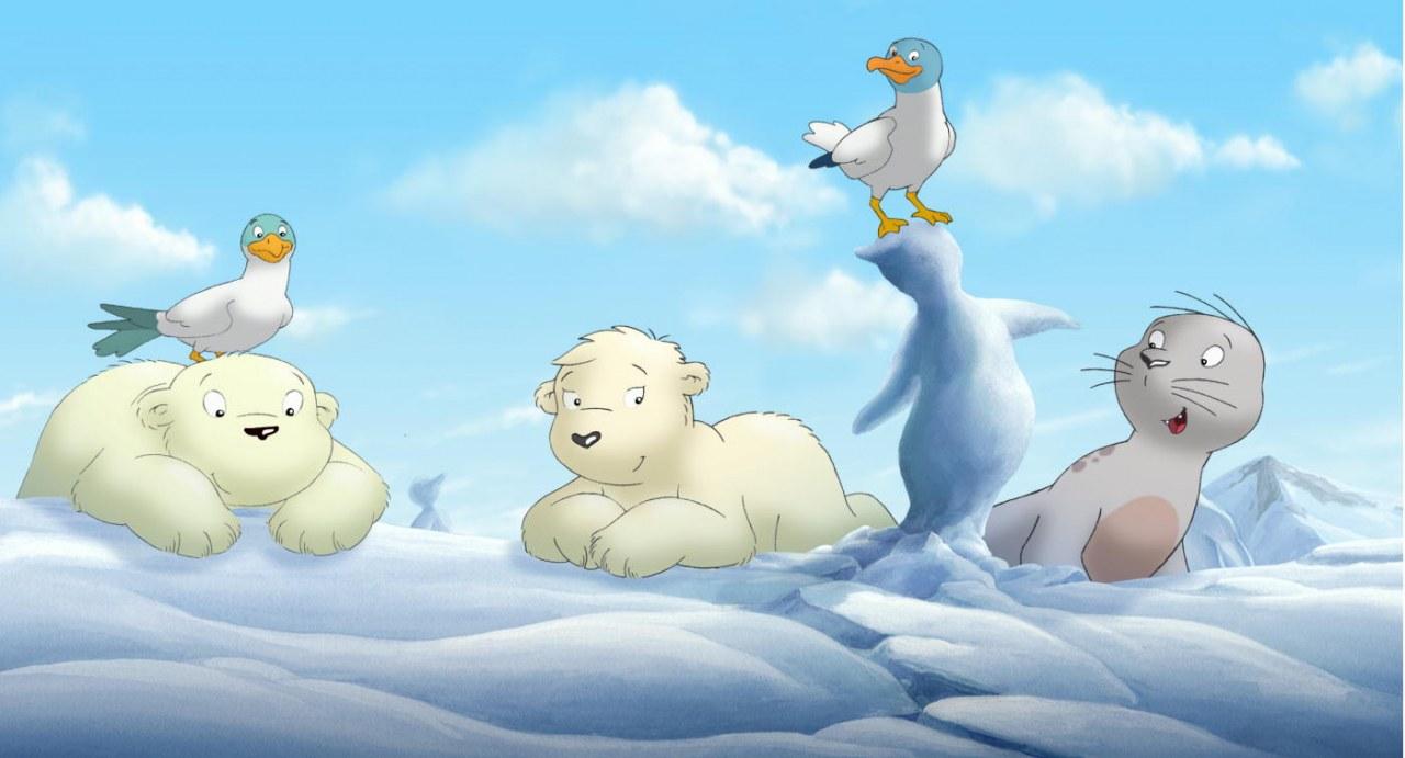 Der kleine Eisbär 2 - Die geheimnisvolle Insel - Bild 12