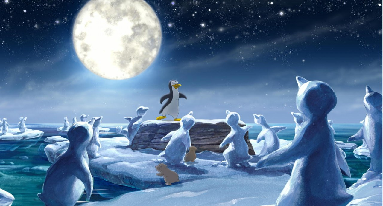 Der kleine Eisbär 2 - Die geheimnisvolle Insel - Bild 16