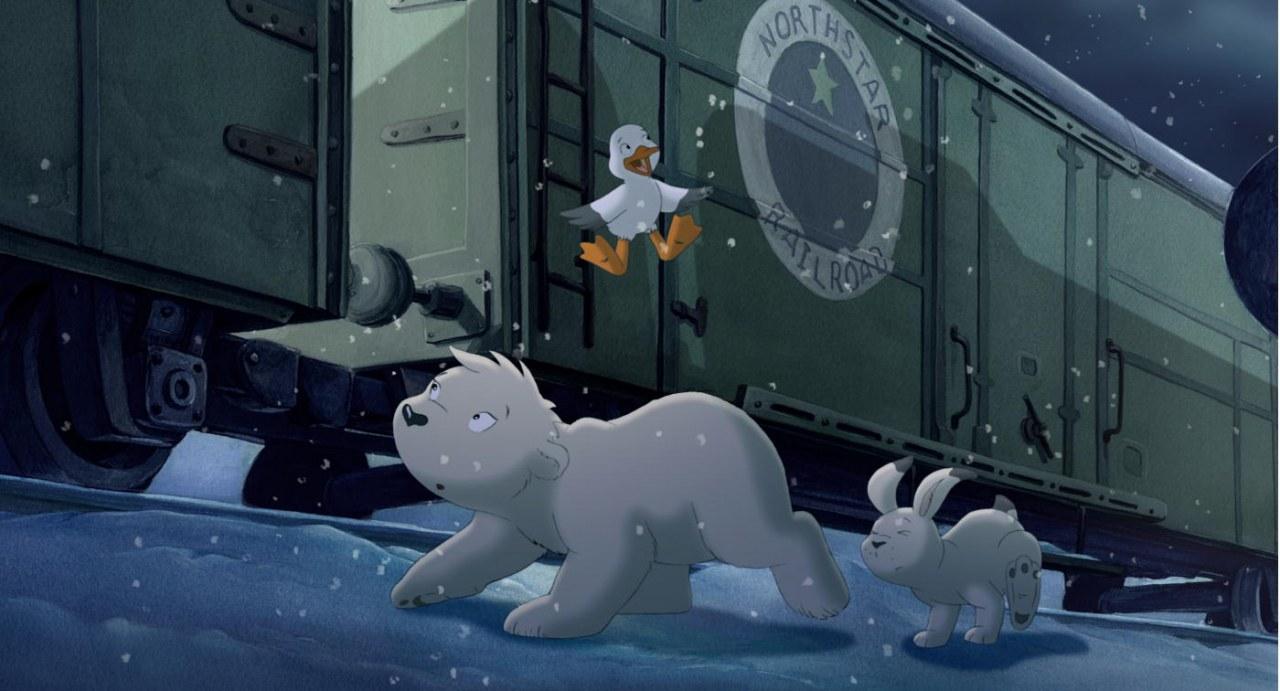 Der kleine Eisbär 2 - Die geheimnisvolle Insel - Bild 20