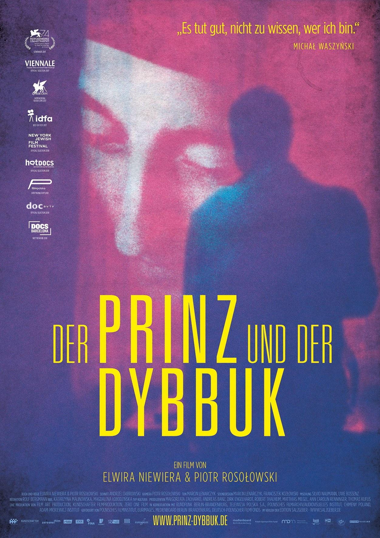 Der Prinz und der Dybbuk - Bild 1