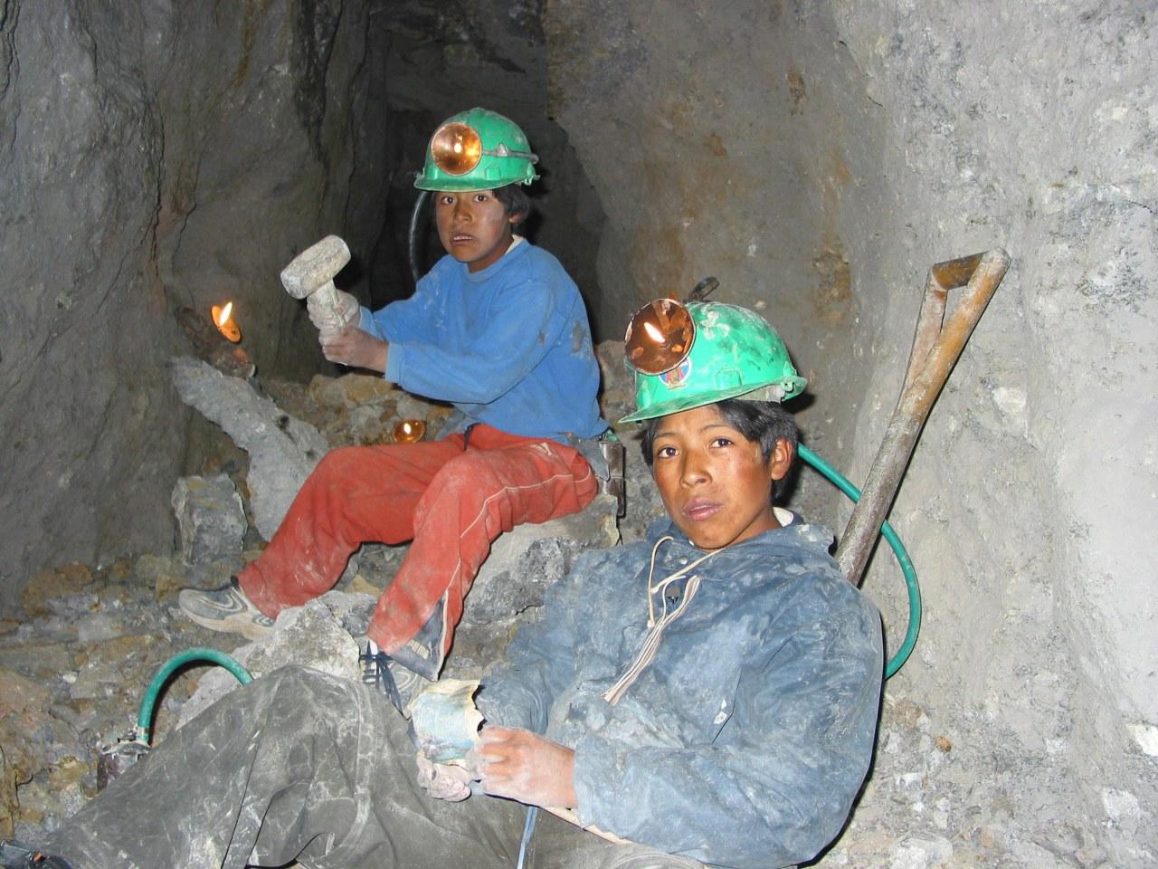 Devil's Miner - Der Berg des Teufels - Bild 1