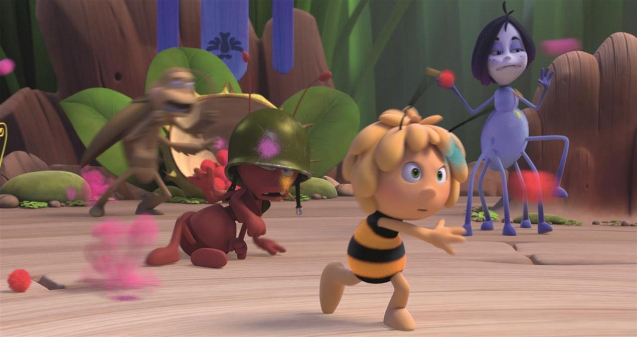 Die Biene Maja - Die Honigspiele - Bild 1