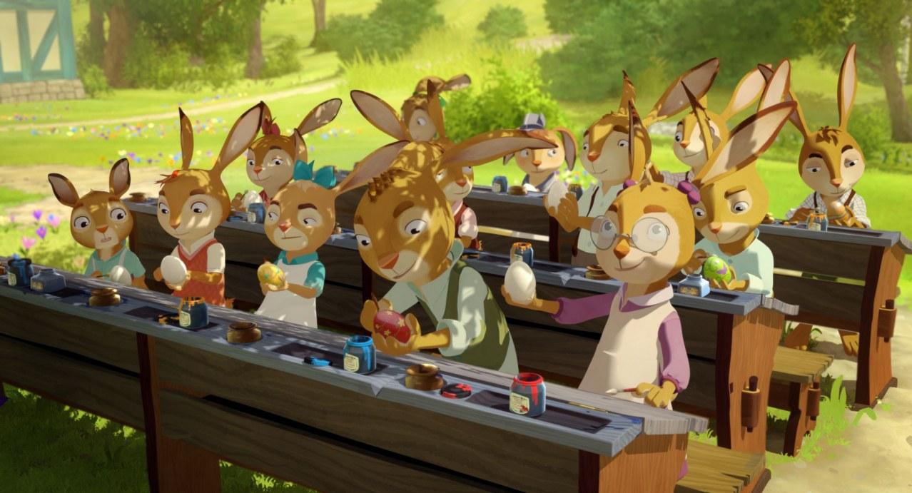 Die Häschenschule - Jagd nach dem goldenen Ei - Bild 6