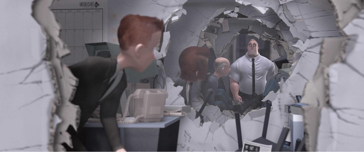 Die Unglaublichen - The Incredibles - Bild 49