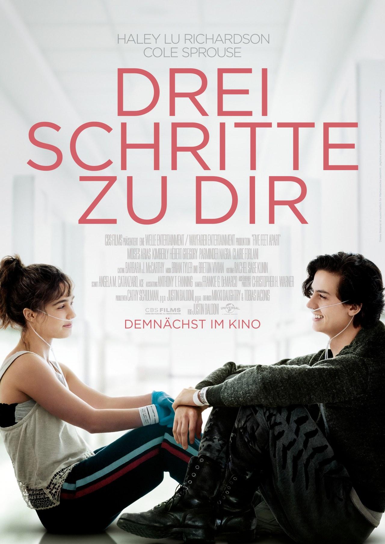 """CineLady Glam Preview: """"Drei Schritte zu Dir"""" - Bild 2"""