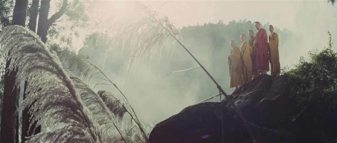 Ein Hauch von Zen (A Touch of Zen) - Bild 1