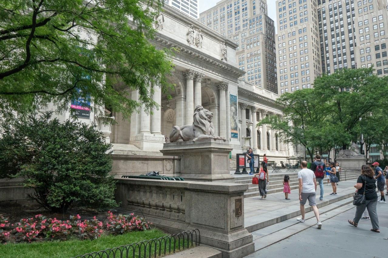 Ex Libris - Die Public Library von New York - Bild 1