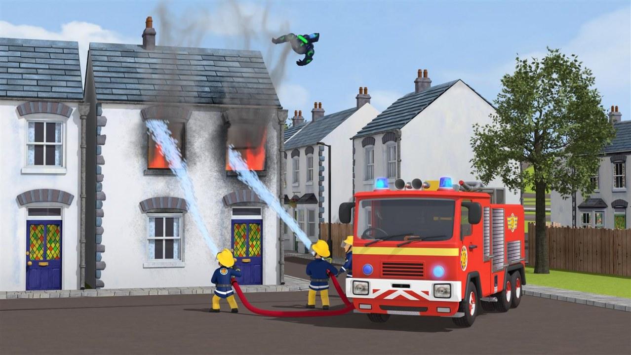 Feuerwehrmann Sam - Helden fallen nicht vom Himmel - Bild 1