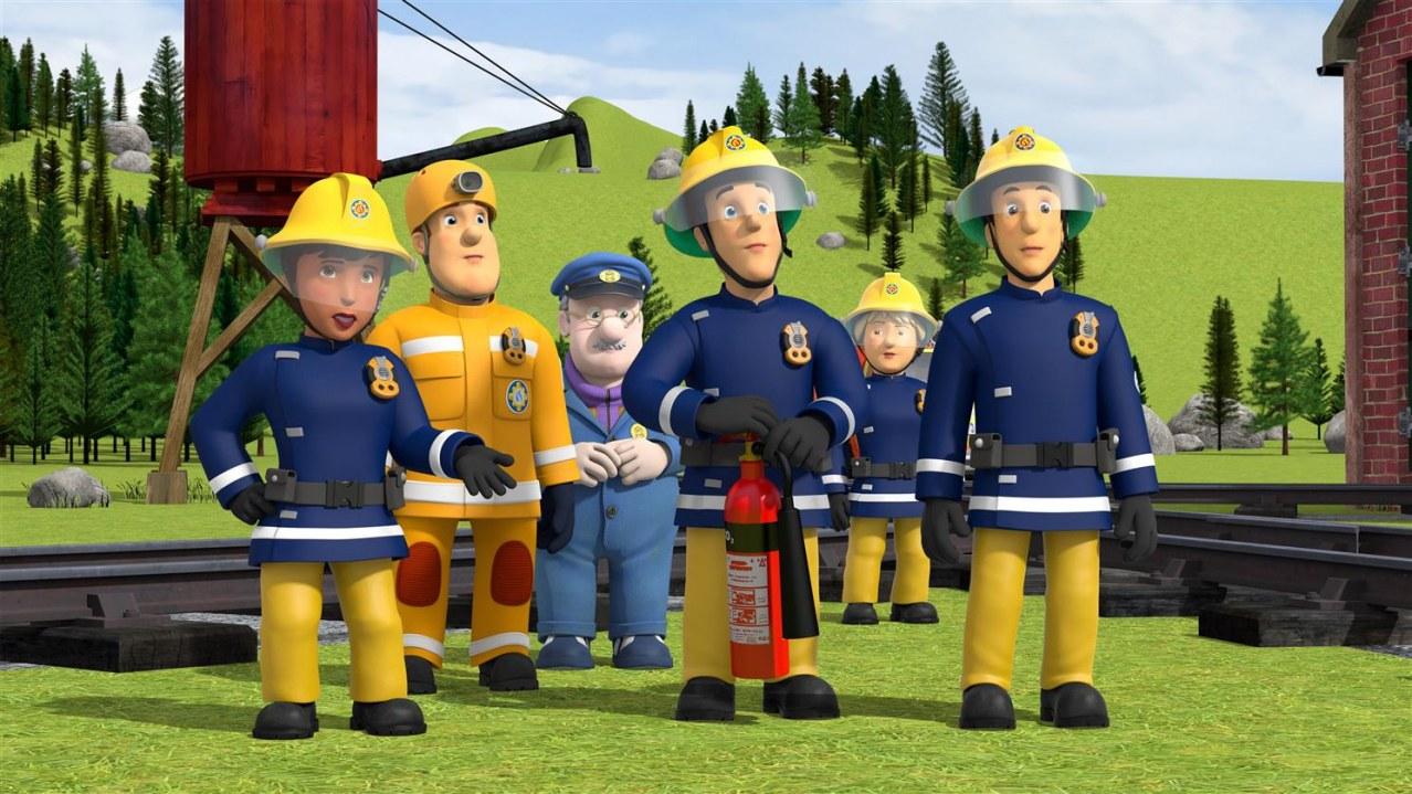 Feuerwehrmann Sam - Helden fallen nicht vom Himmel - Bild 2