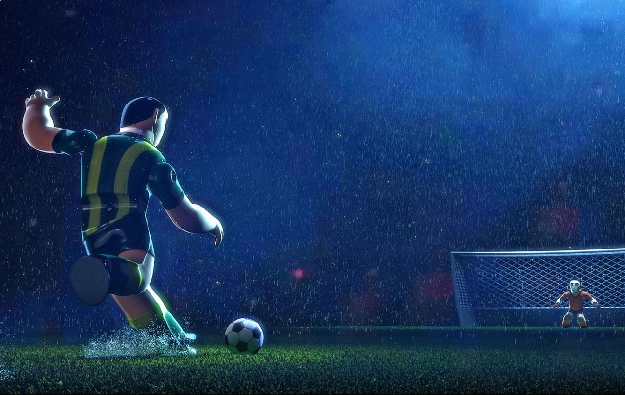 Fußball - Großes Spiel mit kleinen Helden - Bild 4