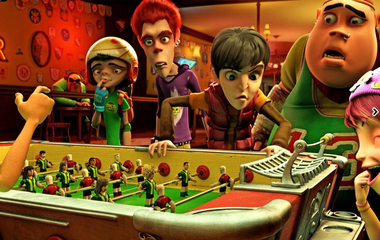 Fußball - Großes Spiel mit kleinen Helden - Bild 6