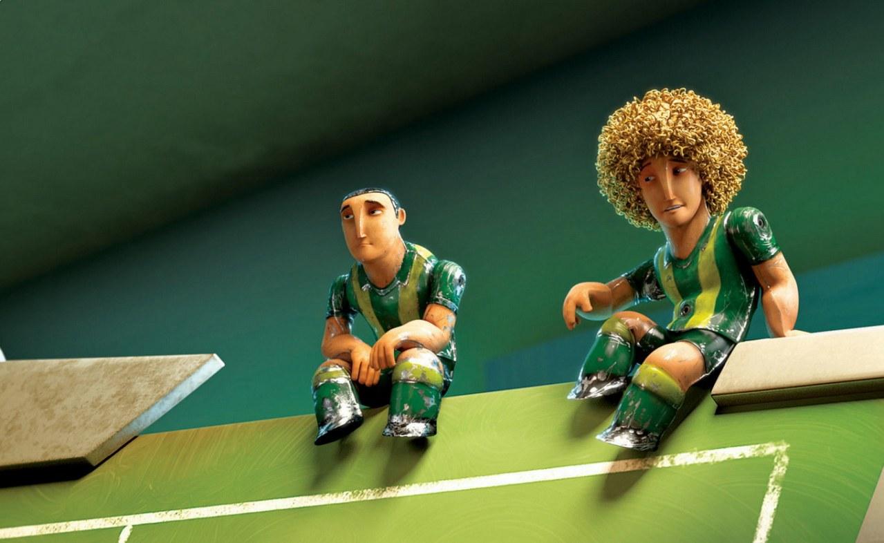 Fußball - Großes Spiel mit kleinen Helden - Bild 8