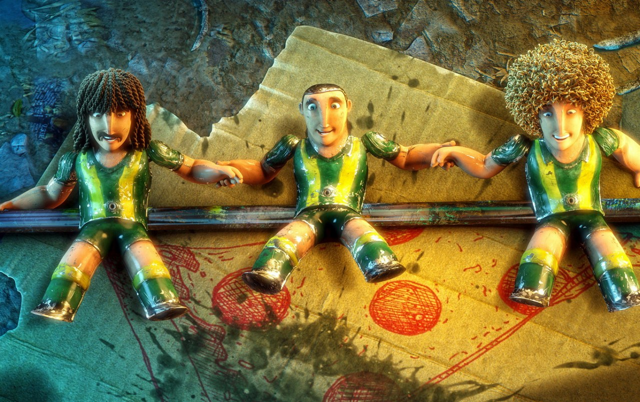 Fußball - Großes Spiel mit kleinen Helden - Bild 9