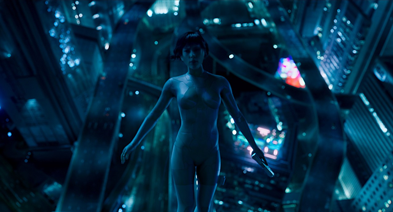 Ghost in the Shell - Bild 9
