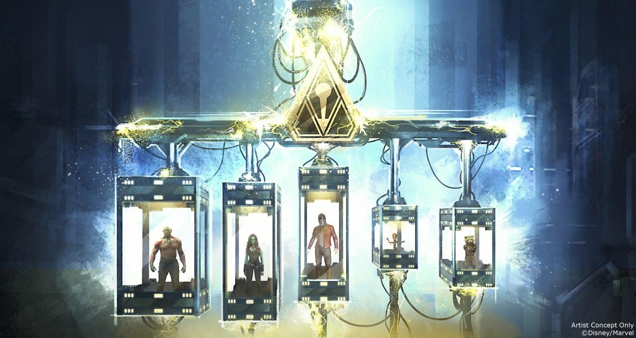 Guardians of the Galaxy Vol. 2 - Bild 5