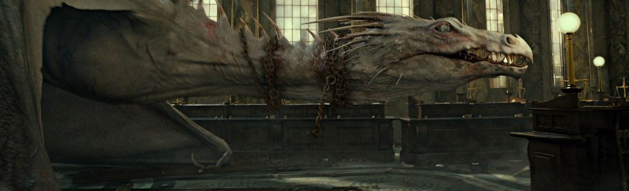Harry Potter und die Heiligtümer des Todes Teil 2 - Bild 12