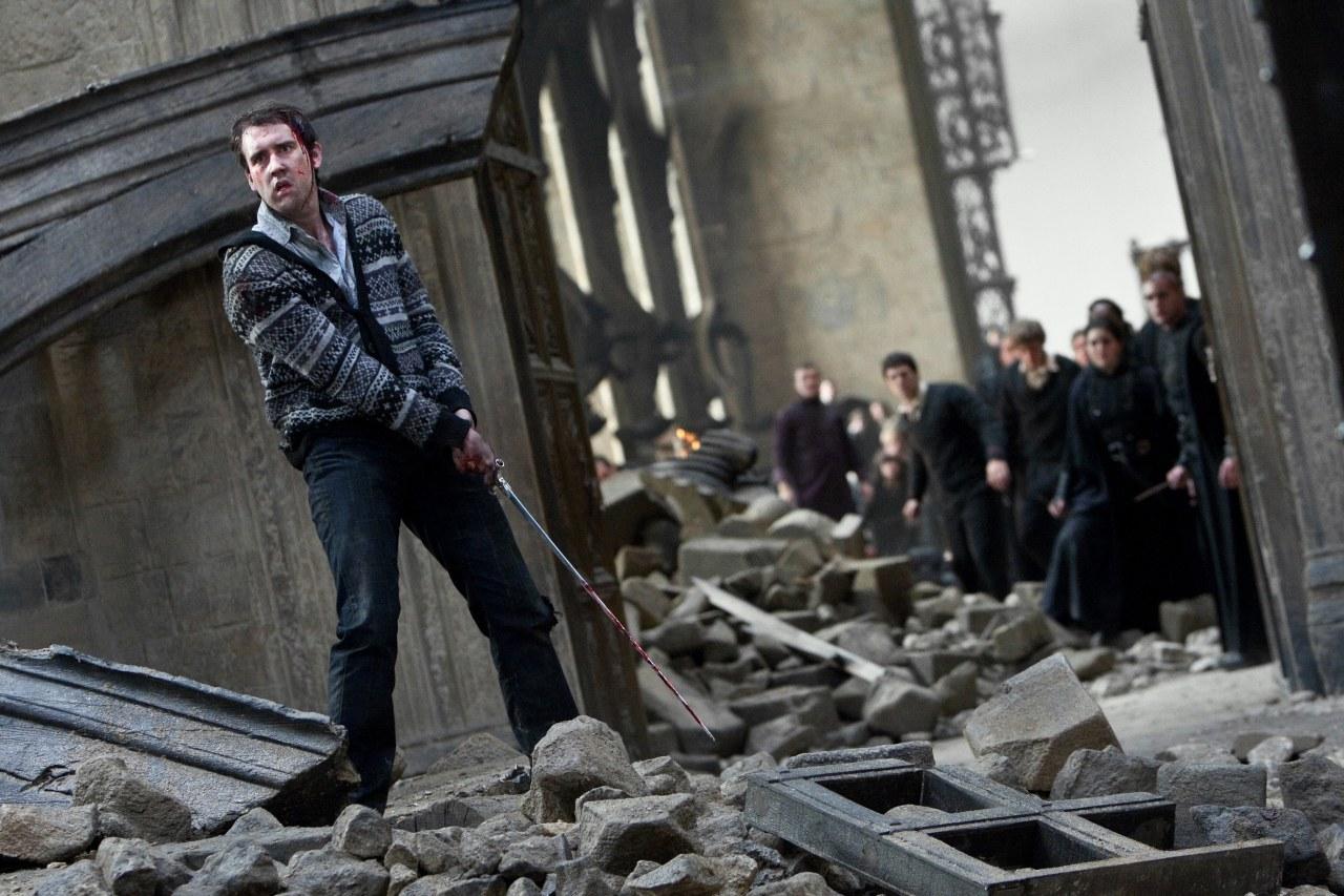 Harry Potter und die Heiligtümer des Todes Teil 2 - Bild 21