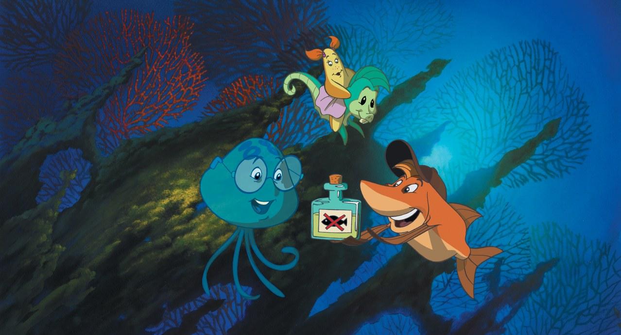 Hilfe, ich bin ein Fisch - Bild 3